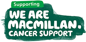 Supporting Macmillian cancer support
